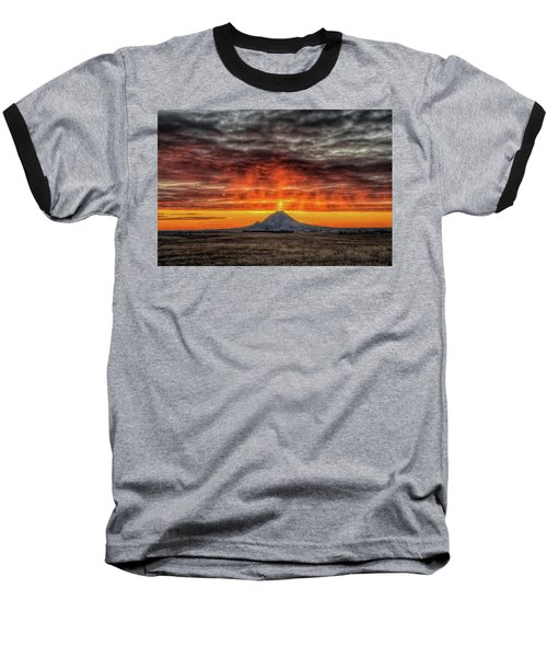 Sunday Sunrise Nov. 11, 2018 Baseball T-Shirt