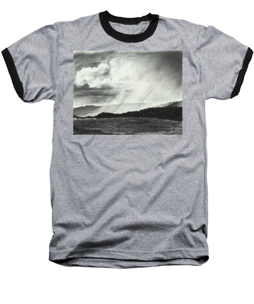 Sunny Rainfall Baseball T-Shirt