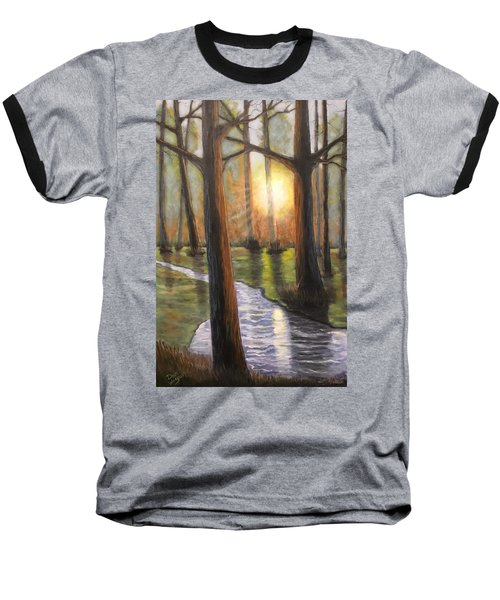 Sunrise Creek II Baseball T-Shirt