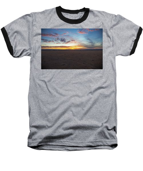 Sunrise Over The Mara Baseball T-Shirt