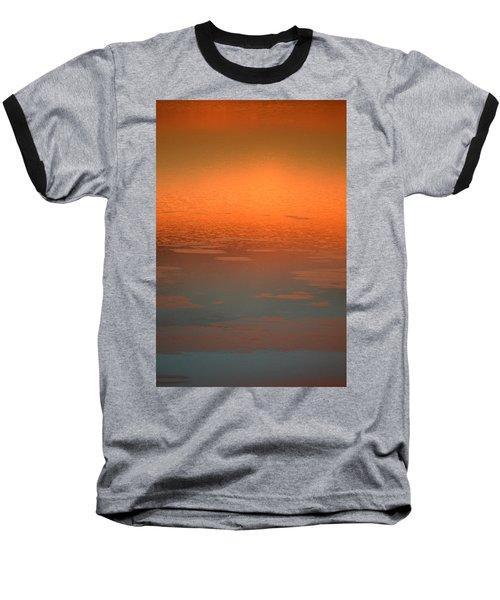 Sunrise Reflections Baseball T-Shirt