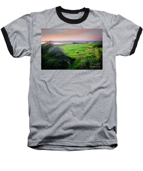 Sunset - Lahinch Baseball T-Shirt