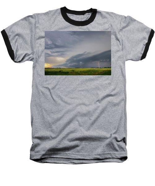 Supercell Time Baseball T-Shirt