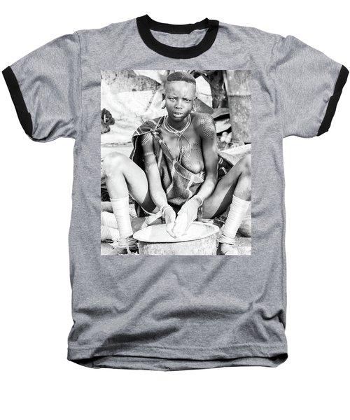 Suri Girl  Baseball T-Shirt