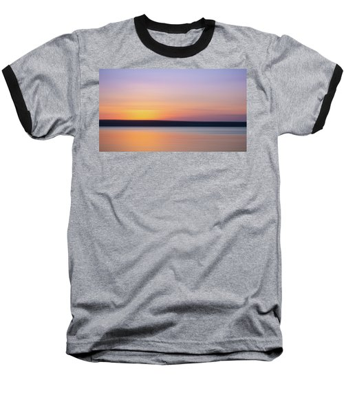 Susnet Blur Baseball T-Shirt