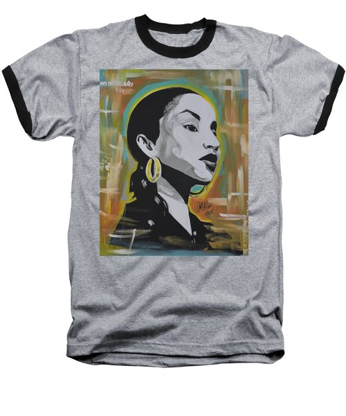 Sweet Sade Baseball T-Shirt