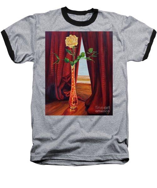 Sweetheart Day's Rose Baseball T-Shirt