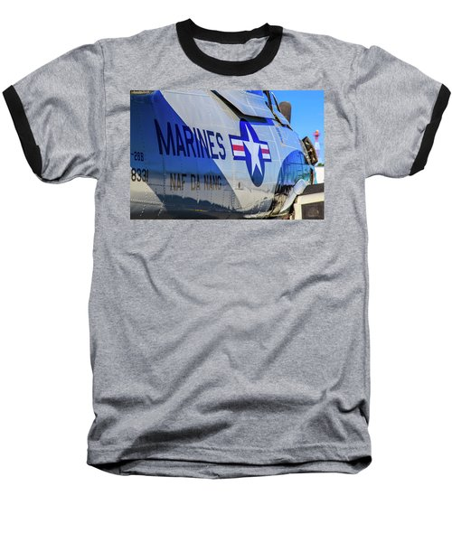T-28b Trojan Baseball T-Shirt