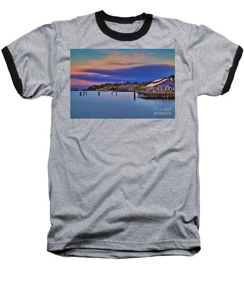 Tacoma, Point Ruston Baseball T-Shirt