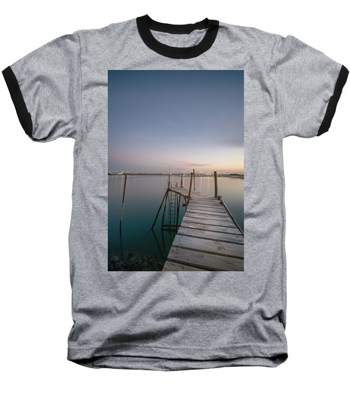 Baseball T-Shirt featuring the photograph Take A Walk by Bruno Rosa