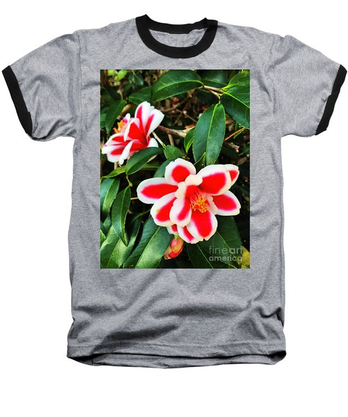 Tama Peacock Twins Baseball T-Shirt