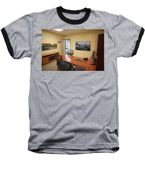 Tamara Office East Wall Baseball T-Shirt