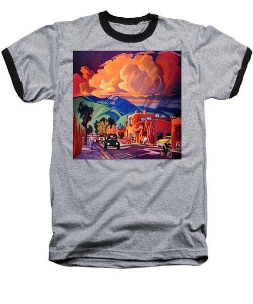 Taos Inn Monsoon Baseball T-Shirt
