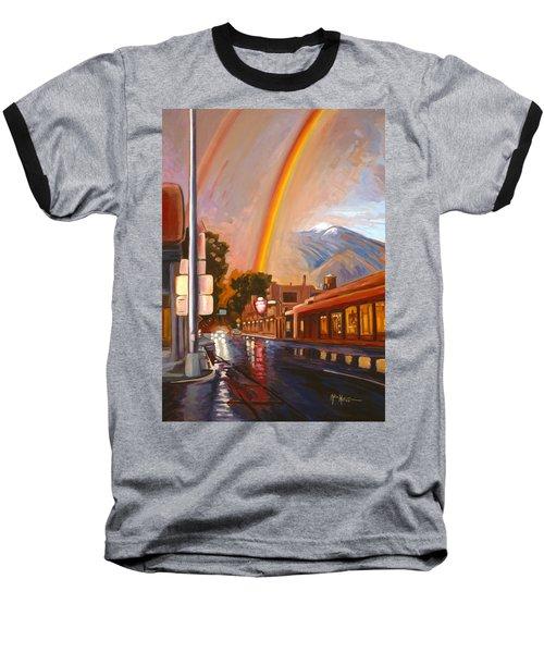 Taos Rainbow Baseball T-Shirt
