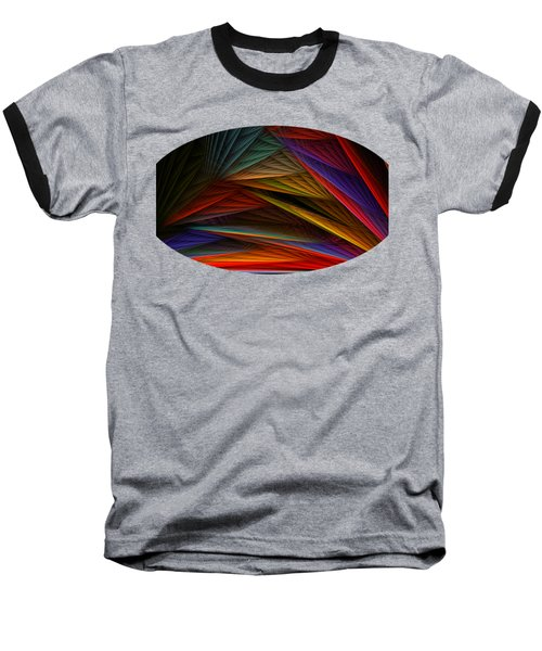 Taos Sunset Baseball T-Shirt