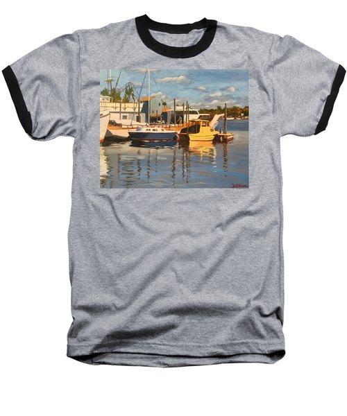 Tarpon Springs Harbour Baseball T-Shirt