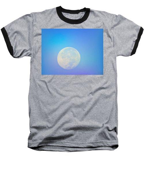 Taurus Almost Full Moon Blend Baseball T-Shirt