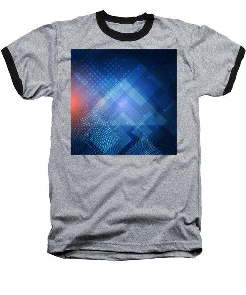 Techno 1 Baseball T-Shirt