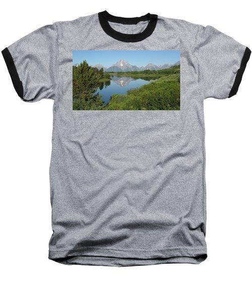 Teton Moment Baseball T-Shirt