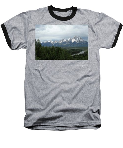 Tetons Baseball T-Shirt