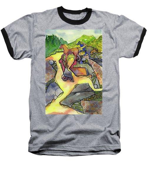 Tevis Ponies Baseball T-Shirt