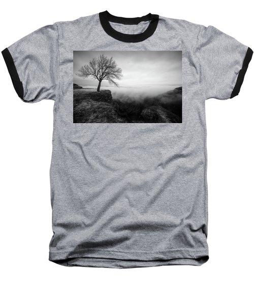 Thacher Scenic Overlook Baseball T-Shirt