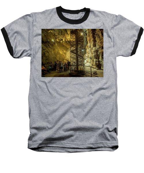 The Bat Cave Baseball T-Shirt