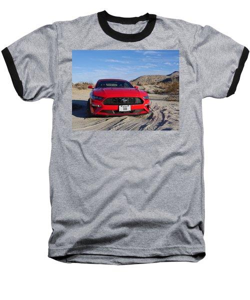 The Beast Baseball T-Shirt