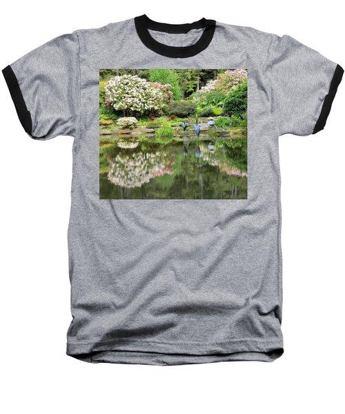 The Birds Of Shore Acres Baseball T-Shirt
