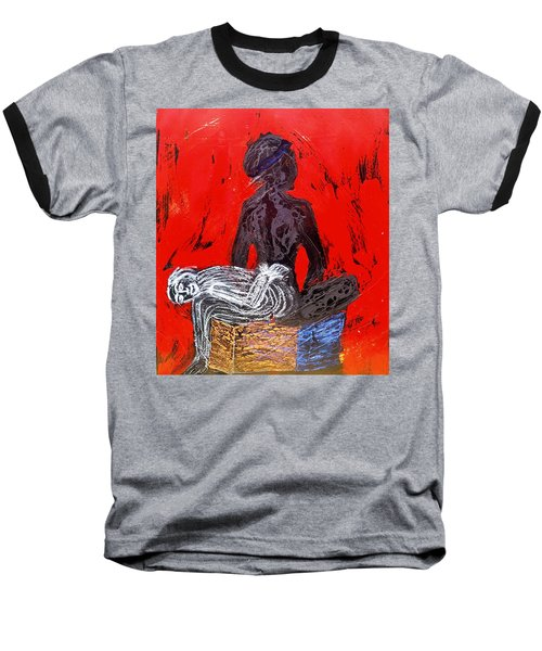 The Blood Hot Fantasy Baseball T-Shirt