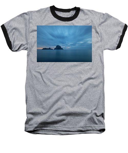 The Blue Hour In Es Vedra, Ibiza Baseball T-Shirt