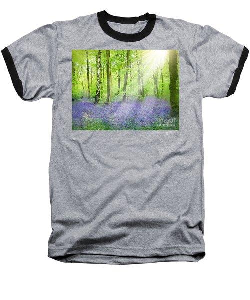 The Bluebell Woods Baseball T-Shirt