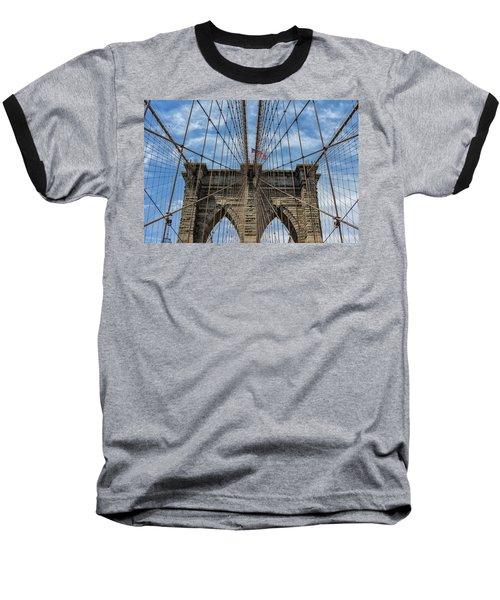 The Brooklyn Bridge Baseball T-Shirt