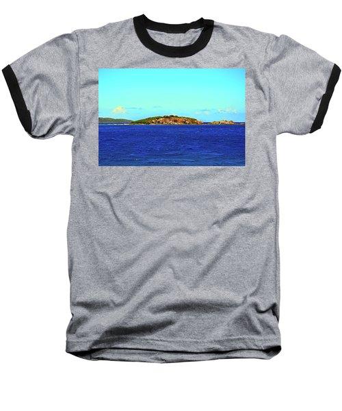 The Cay Baseball T-Shirt
