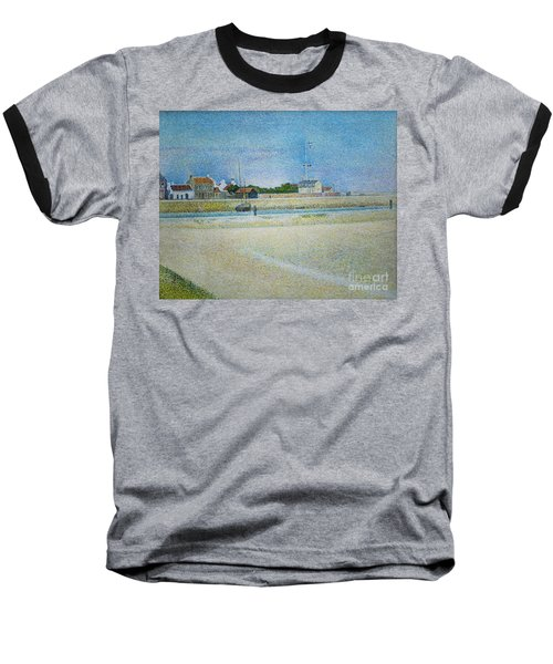 The Channel Of Gravelines Grand Fort Philippe Baseball T-Shirt