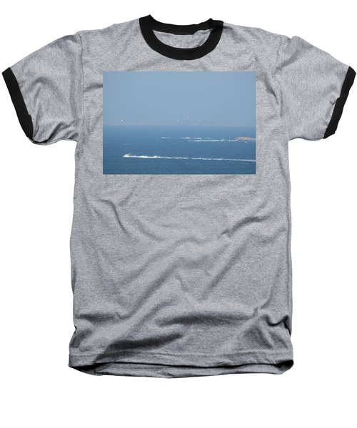 The Coast Guard's Rib Baseball T-Shirt