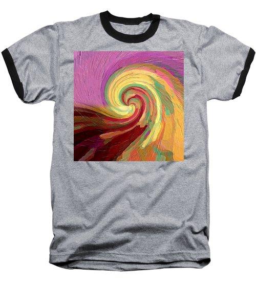 The Consumption Of Fire Baseball T-Shirt