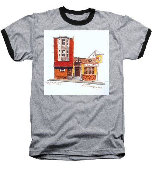 The Del Rose Baseball T-Shirt