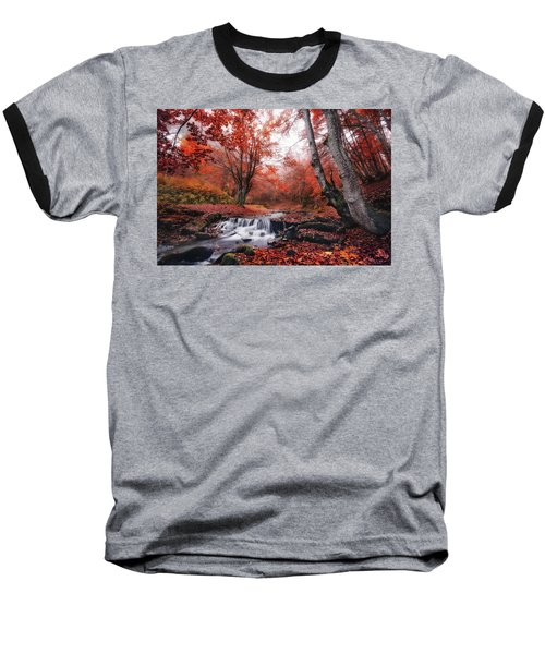 The Delights Of Late Autumn Baseball T-Shirt