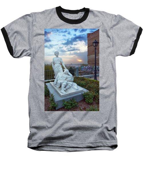 Baseball T-Shirt featuring the photograph The Dream Of San Isidro by Eduardo Jose Accorinti