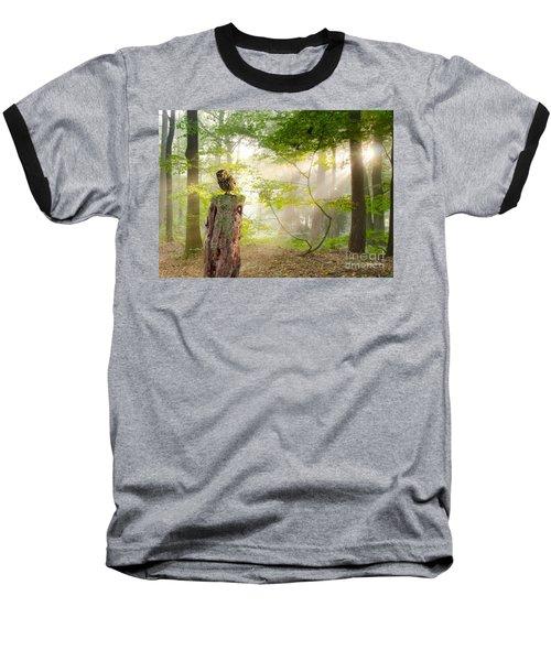 The Enchanted Forrest Baseball T-Shirt