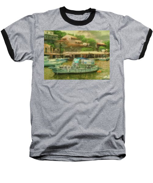 Baseball T-Shirt featuring the photograph The Essence by Leigh Kemp