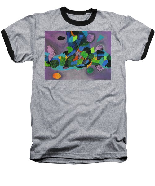 The Force Of Nature Baseball T-Shirt