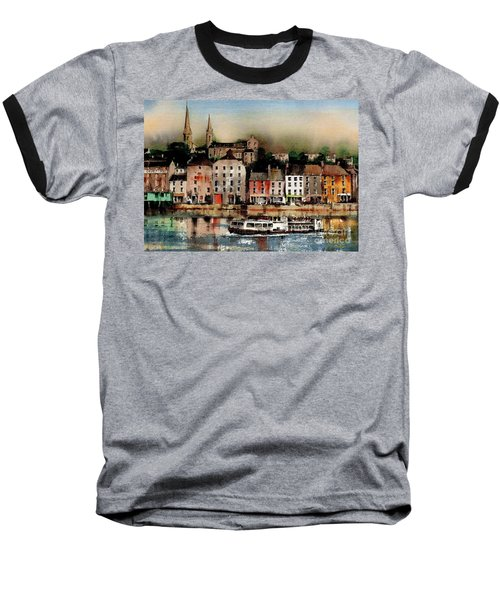The Galley Off New Ross, Wexford Baseball T-Shirt