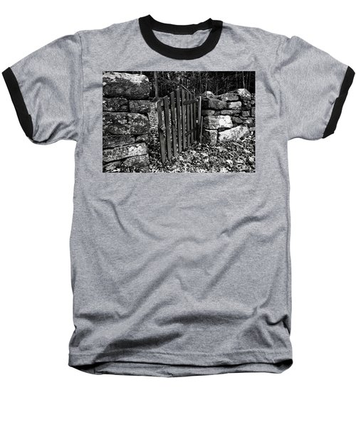 The Garden Entrance Baseball T-Shirt
