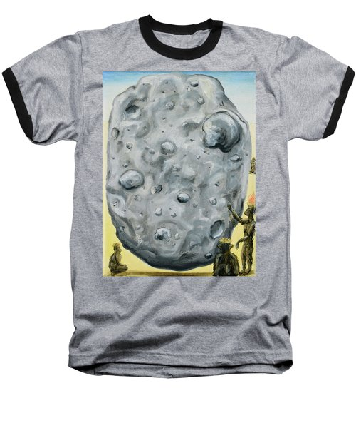 The Gift Of Fire Baseball T-Shirt