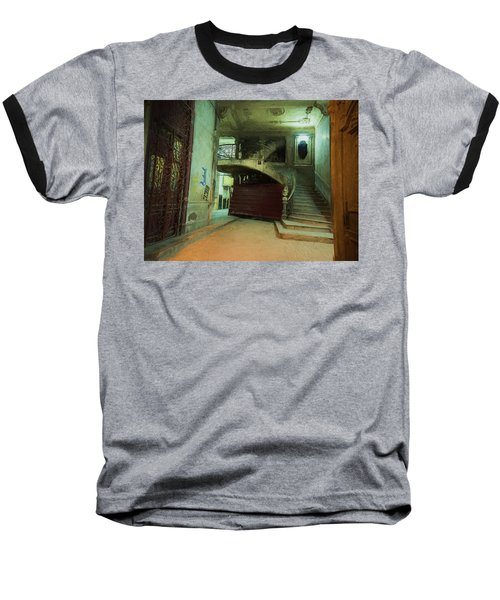 The Grand Entrance Baseball T-Shirt