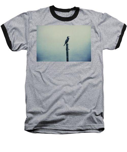 The Great Cormorant Baseball T-Shirt