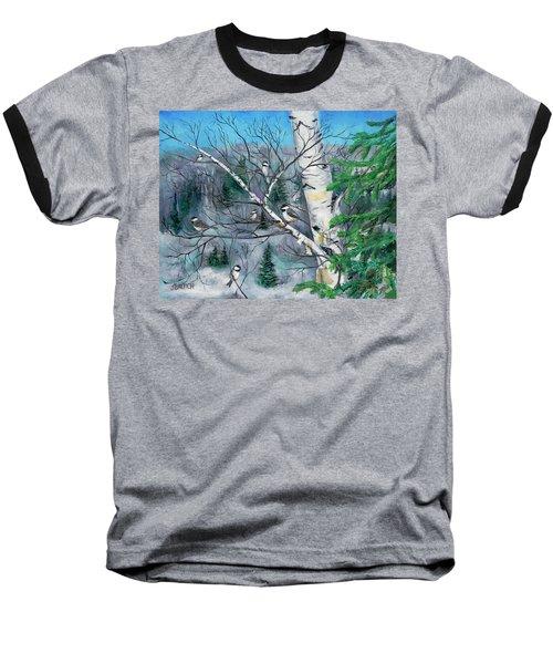 The Hangout Baseball T-Shirt