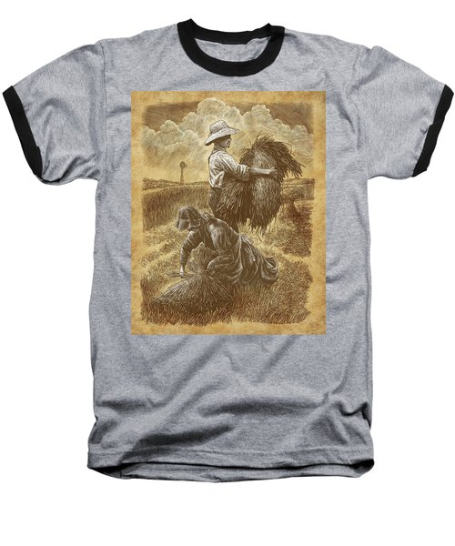 The Harvesters Baseball T-Shirt